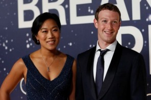Facebook's Mark Zuckerberg to give away 99% of shares