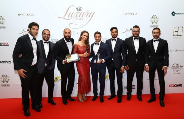 Ali El Kholy, Hatem Essawi, Ahmed Khalifa, Dina Butti, Ahmed Tarek, Galal El-Sherbiny, Mohsen Rizk and Wagih Tarek (Studio Five Cairo)