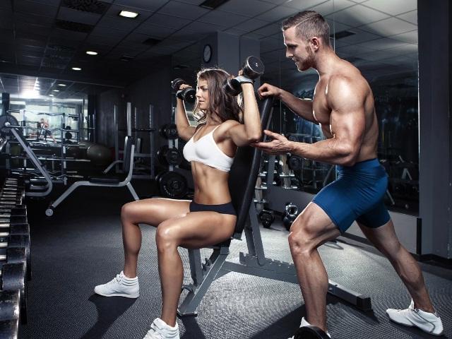 Тренировка сексуальной мышцы мужчин