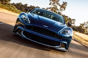 Aston Martin показал 600-сильный спорткар