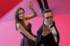 Брэд Питт поборется с Джоли за право опеки над детьми