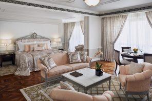 Открытие отеля Palazzo Versace в Дубае
