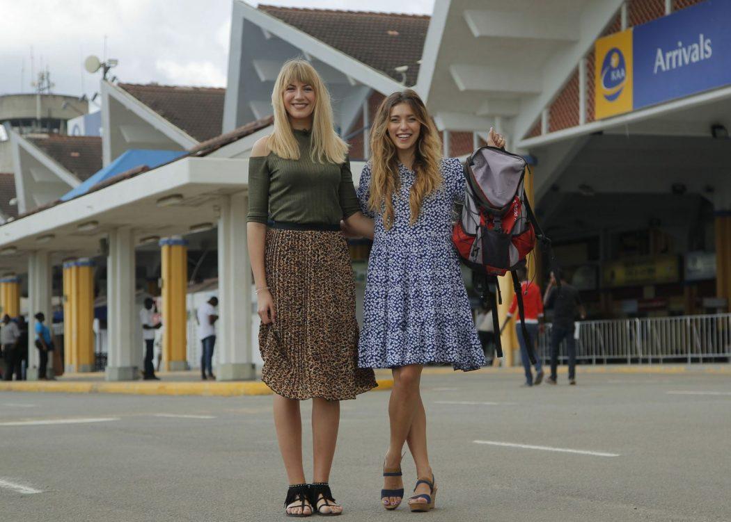Леся и Регина