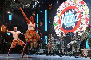 Юбилейный Koktebel Jazz пройдет в Черноморске