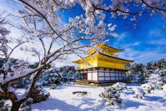 3-Kinkakuji-snow