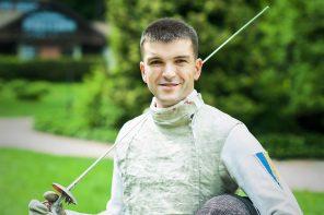 Андрей Демчук: Чемпион Паралимпиады по фехтованию