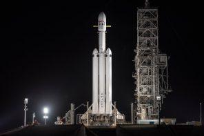 Прорыв в космос: запуск Falcon Heavy
