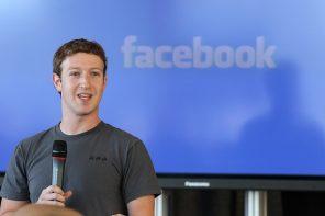 Цукерберг признал вину Facebook в утечке данных