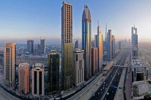В Дубае новый самый высокий отель в мире