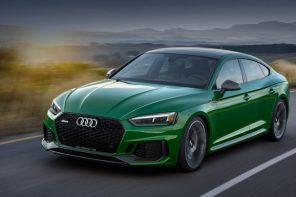 Audi представила пятидверный RS5