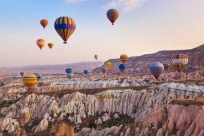 Трендовые направления в туризме