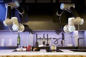 Sony разработает кулинарного робота