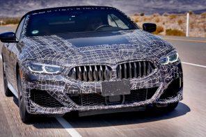 Появились официальные фото BMW 8-Series
