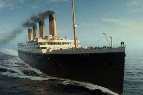 Первое плавание Титаник II