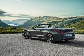 BMW показала новый кабриолет 8 Series