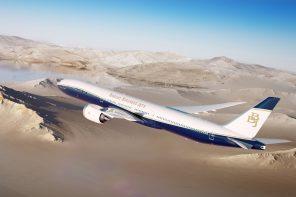 Vip-лайнер.Новинка бизнес-класса BBJ 777X от Boeing