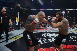 Роман Долидзе отстоял титул и получил нового претендента