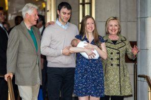 Челси Клинтон беременна