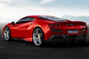 Ferrari представила новый суперкар F8 Tributo