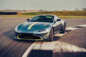 Aston Martin выпустил лимитированную серию Vantage