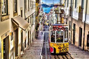 Лиссабон — лучшее туристическое направление Европы