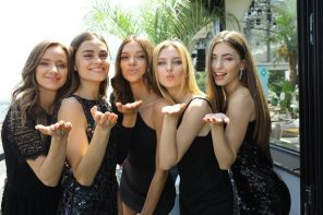 Комитет «Мисс Украина» провел презентацию претенденток на корону страны