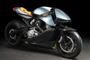 Aston Martin представил первый в истории мотоцикл