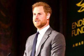Принц Гарри начинает новую жизнь в Канаде