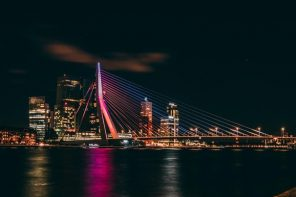 Евровидение-2021 пройдет в Роттердаме