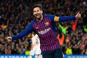 Месси не смог уйти из «Барселоны»