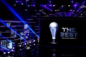 Стала известна дата церемонии ФИФА The Best