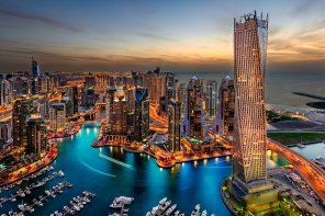 Дубай стал лидером желанных туристических направлений
