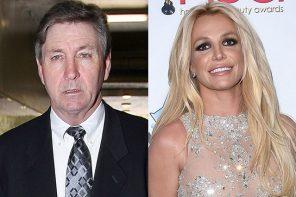 Отец Бритни Спирс отказался от опекунства над дочерью